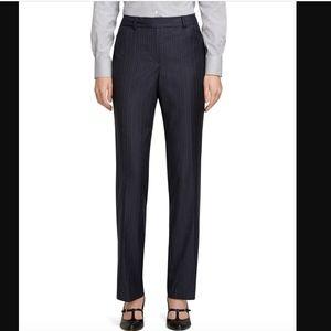 NWT Brooks Brothers 346 Caroline Fit Trousers